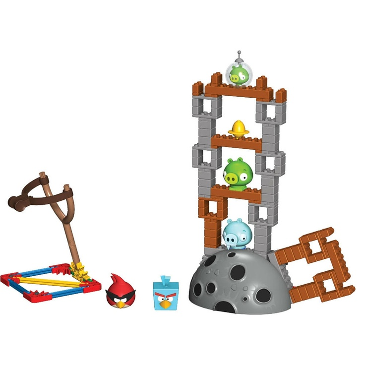 Birds Toys R Us : K nex angry birds space building set ice bird breakdown
