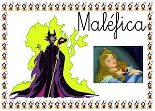 Hoy hemos nombrado algunas de las brujas que salen en los cuentos y películas de dibujos, y hemos visto en el ordenador tres de ellas, que...