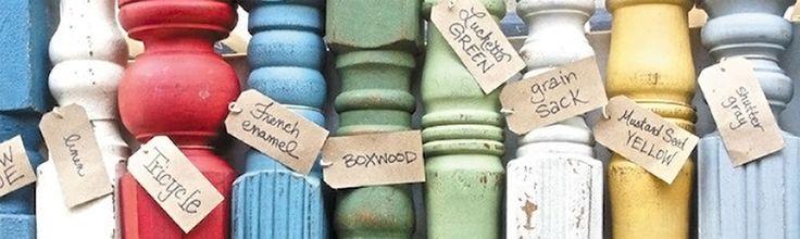 Brocante meubels | Verven zonder schuren - lilian@home