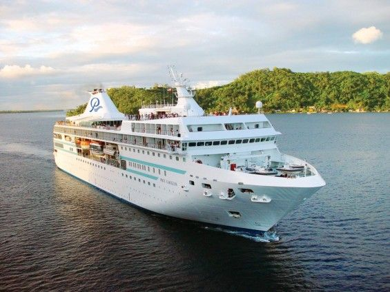 Paul Gauguin Cruises to Visit Papua New Guinea in 2014 #cruise #travel Kevin Gailhart