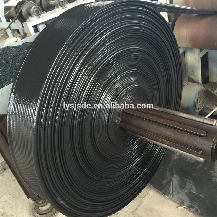PVC lion brand lay flat water hose for gardening and irrigation #A_Lion, #strength