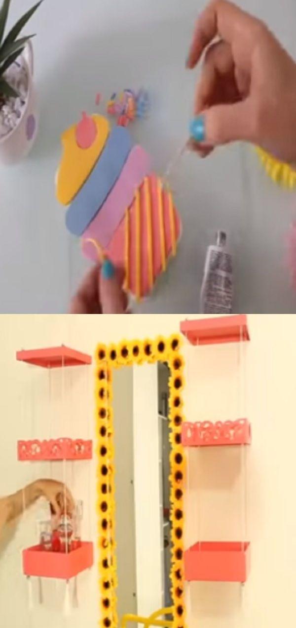 Diy Room Decor 29 Easy Crafts Ideas At Home Video Diy Home