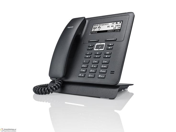 Telefon przewodowy Voip Gigaset Maxwell Basic