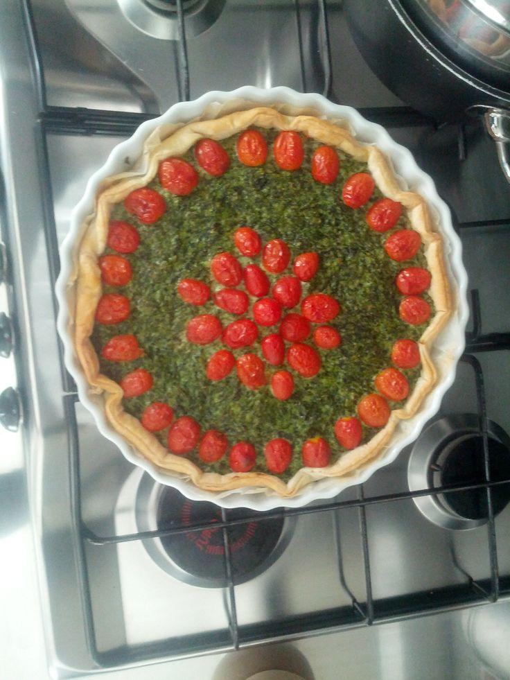Salad cake  www.easyitaliancuisine.com