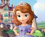 Sofia The First: Once Upon a Princess...This is Mady's new favorite princess!
