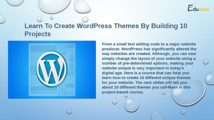 From a small text editing code to a major website producer, WordPress has significantly altered the way websites are created. Although, you can now simply change the layout of your website using a number of pre-determined options