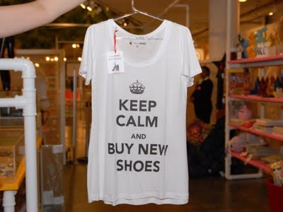 SHOES! #keepcalm #shoes