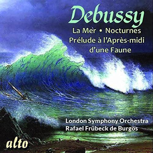 London Symphony Orchestra - Debussy: La Mer/Nocturnes/Prelude a L'Apres-Midi D'Une Faune