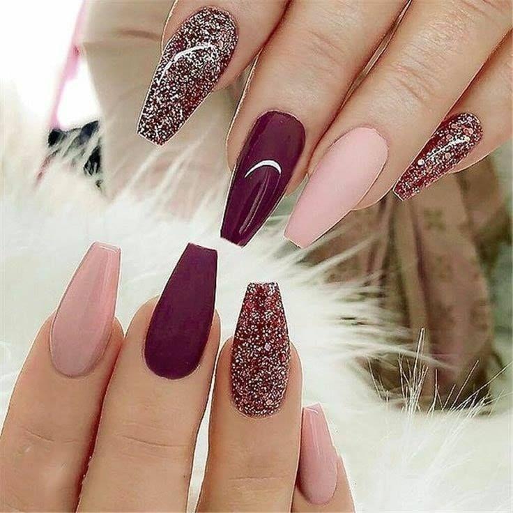 Decoracion de nail art | Manicura de uñas, Uñas de gel ...