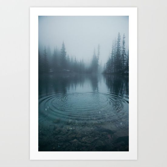 Grassi Lakes II Art Print by Tasha Marie. Worldwide shipping available at Society6.com. Just one of millions of high quality products available.