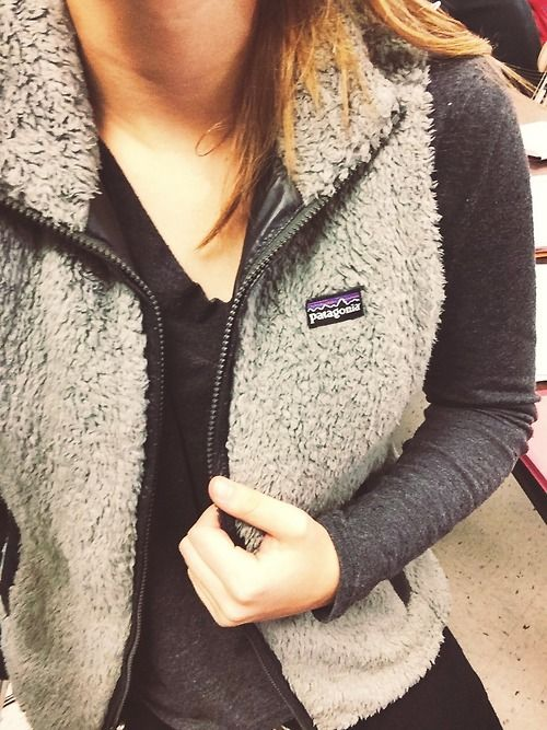 Patagonia Vest- so obsessed with this one!