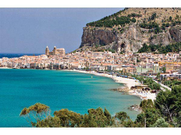 Come arrivare a Cefalù Palermo, Sicilia