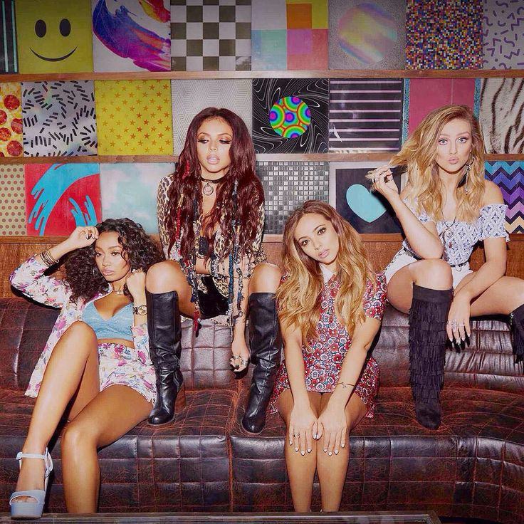"Little Mix Updates/News on Instagram: ""Little Mix album shoot without the words"