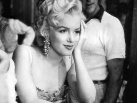 Marilyn Monroe I'm Through With Love