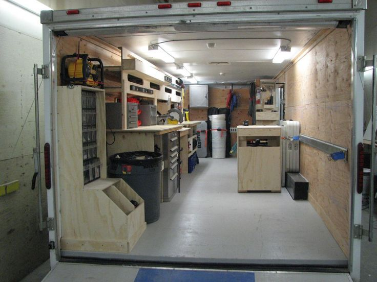 Job Site Trailers Show Off Your Set Ups Page 10 Tools
