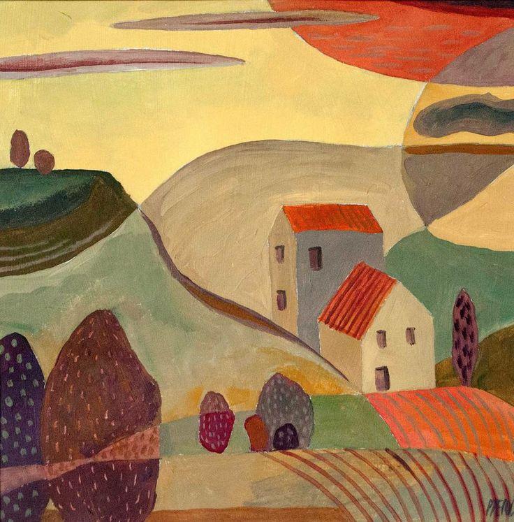 Dwelling in Landscape 4 | Trevor Pye