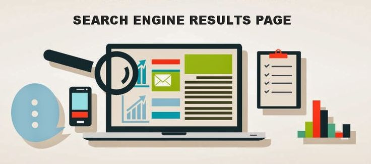 SERPs - Search Engine Results Page