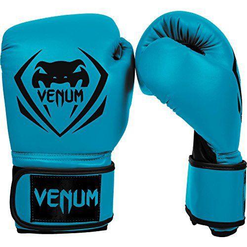 Venum Contender Boxing Gloves, Blue, 16 oz - http://www.exercisejoy.com/venum-contender-boxing-gloves-blue-16-oz/boxing/