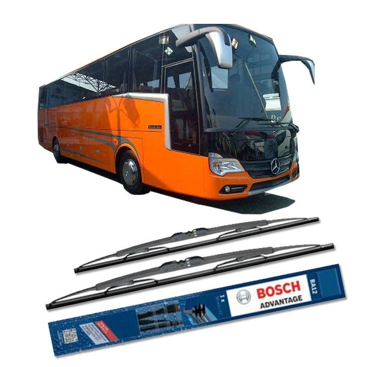 """Bosch Sepasang Wiper Kaca Mobil Bus/Bis Tipe Mercedes Benz Tourismo Advantage 28"""" & 28"""" - 2 Buah/Set  Umur Pakai & Daya Tahan Lebih Lama Penyapuan kaca yang senyap Performa Sapuan Optimal Instalasi Mudah & Cepat Original Produk Bosch  http://klikonderdil.com/with-frame/1190-bosch-sepasang-wiper-kaca-mobil-mobil-busbis-tipe-mercedes-benz-tourismo-advantage-28-28-2-buahset.html  #bosch #wiper #jualwiper #bismercedes"""