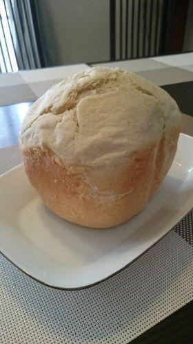 甘麹で作る、砂糖乳製品不使用の食パン