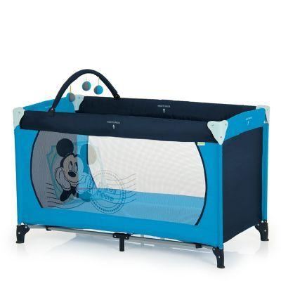 Disney Dream n Play Travel Cot - Mickey