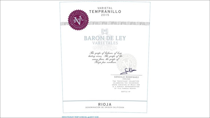 Baron de Ley Tempranillo Rioja 2015: This polished, balanced red shows notes of black cherry, licorice and smoke. It's a great value at $12 and 90 points. Get the full Wine Spectator review.