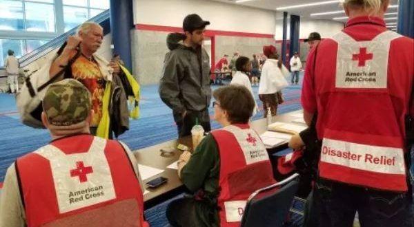 La Cruz Roja Estadounidense acepta donaciones para el esfuerzo de asistencia por Harvey