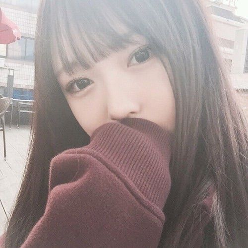 Image via We Heart It https://weheartit.com/entry/173290021 #asian #girl #ulzzang