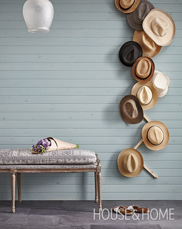 See House Home S Top Pinterest Images Of 2017 Wall Mounted Hat Rack Decor Diy Hat Rack