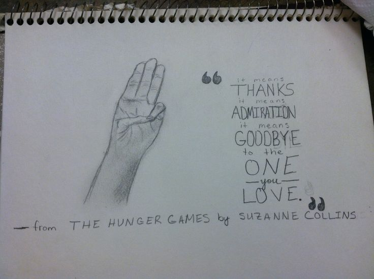 D Line Drawings Quotes : My typography sketch quote thing from the hunger games by