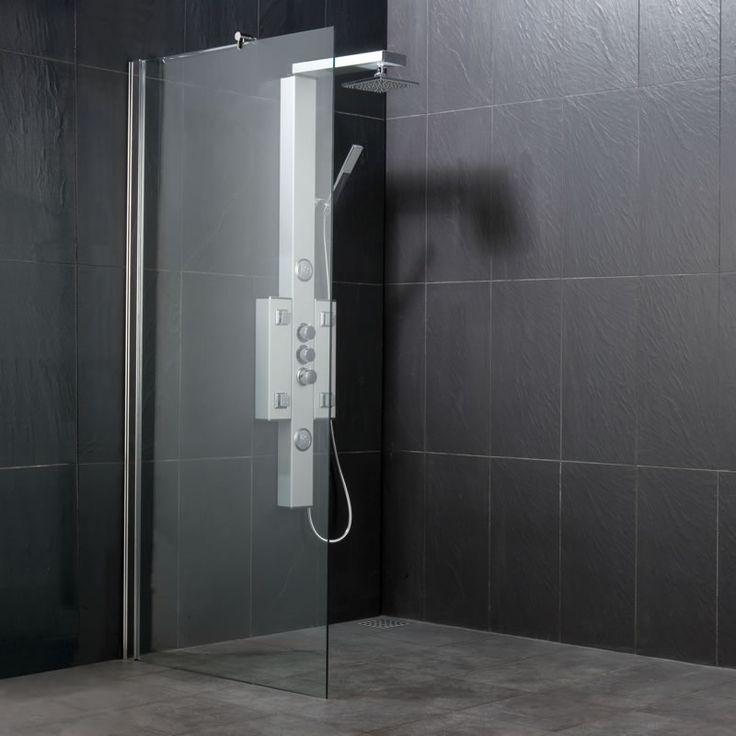 1000 id es sur le th me paroi douche italienne sur pinterest verre opaque - Paroi douche italienne 100 ...