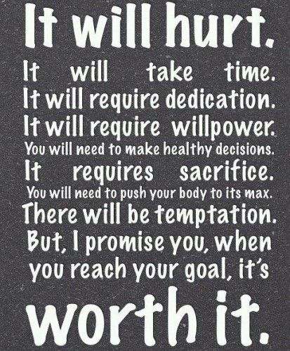 DedicationFit, Remember This, Inspiration, Quotes, Motivation, So True, Worthit, Worth It, Weights Loss