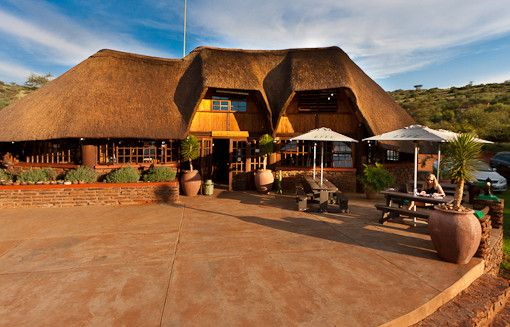 Red Sands Country Lodge  Kuruman, South Africa