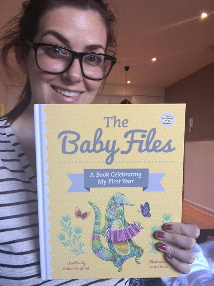 We love our customers! This is Cassie from down under sharing her own copy with us! Thanks Cassie!