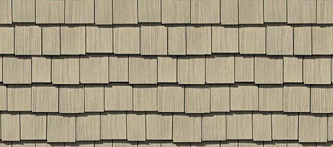 Best Cedar Impressions® Double 7 Staggered Perfection Shingles 640 x 480