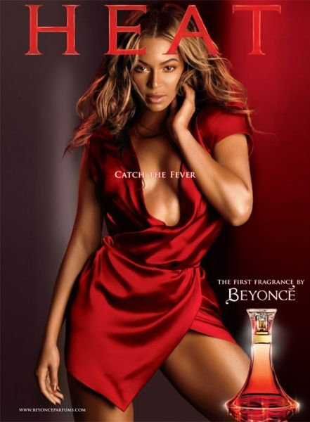 Reklama perfum Beyonce Heat