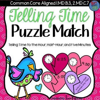 These 54 puzzles are self checking so students can correct themselves right away. Great for use with the whole class, small groups, or in centers.The puzzles may also be sent home for homework or used for early finishers.Just print, laminate, cut apart, and use year after year!