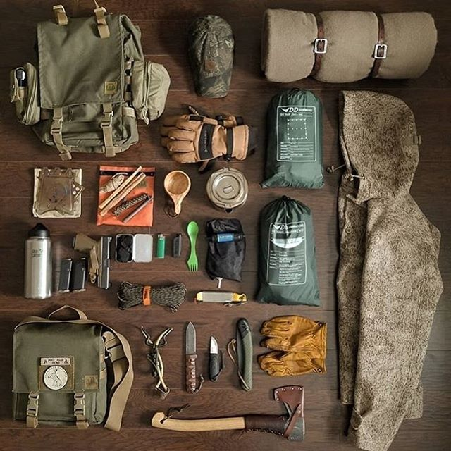 What do you think of this survival bushcraft kit? Can ...