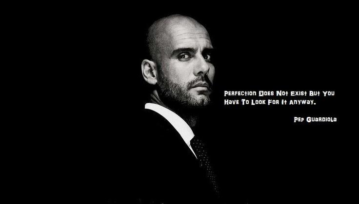 Pep Guardiola - Perfection