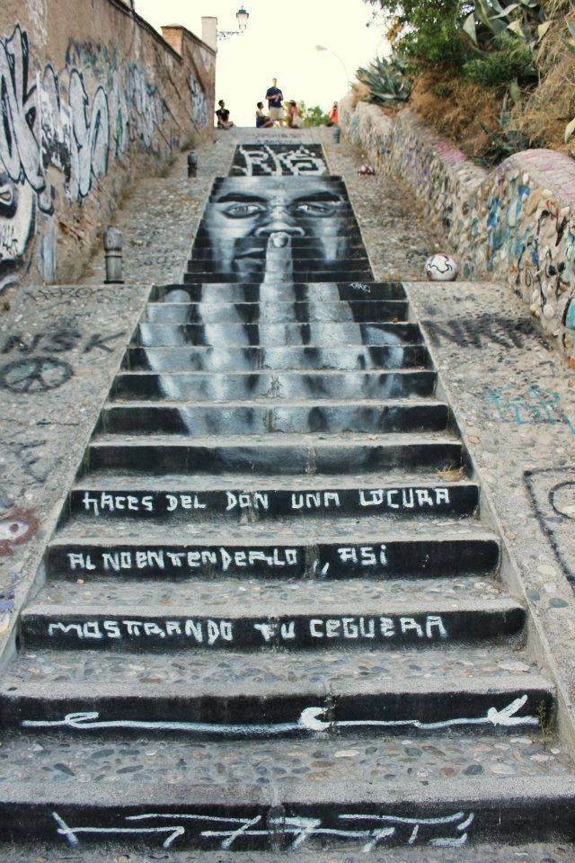 967 Best Stairs Street Art Images On Pinterest Stairs