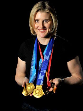 Hayley Wickenheiser-Ice Hockey! #TeamCanada #Olympics
