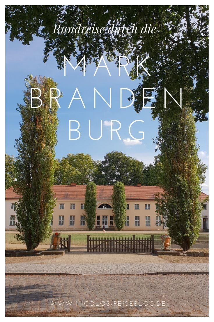 Rundreise Durch Brandenburg Auf Fontanes Spuren Reisen Rundreise Brandenburg