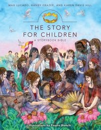 THE STORY FOR CHILDREN isn't just another collection of Bible stories - it's The Story - the big picture of God's enormous love for His children! Presented by best-selling author & pastor Max Lucado with Randy Frazee & Karen Hill, these 48 pivotal stories show how God has a great & grand & glorious vision, beginning with Creation & ending with the promise that Jesus is coming again. R150-00 in Afrikaans & English.