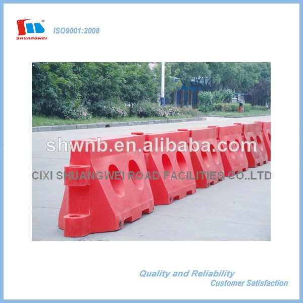 Plastic Water Filled Plastic Barrier $50~$70