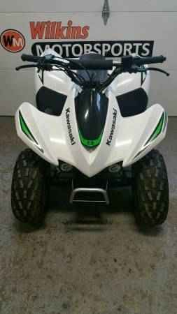 Used 2008 Kawasaki KFX 90 ATVs For Sale in New York. We are only minutes from Danbury! Perfect kids quad and is in excellent condition. Just like an outlaw, sportsman, raptor .