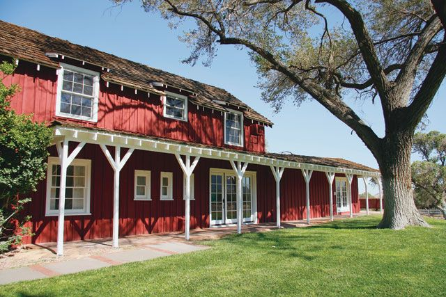 Blue Diamond NV - Spring Mountain Ranch State Park: picnicking, ranch house, guided tours