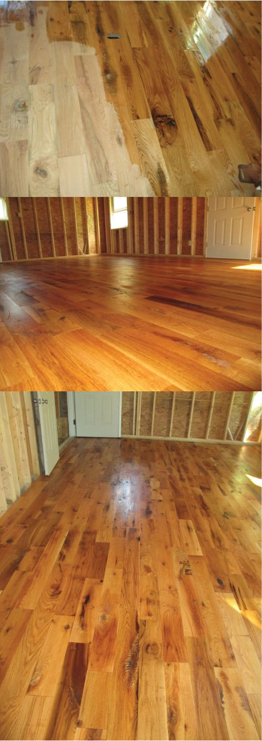 Another happy customer Pure Tung Oil product! Click on the image for more information!