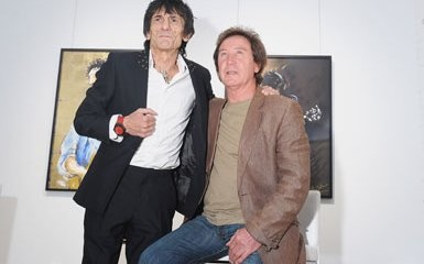 The Faces' Ronnie Wood & Kenney Jones To The Rock Hall: Finally![Watch]
