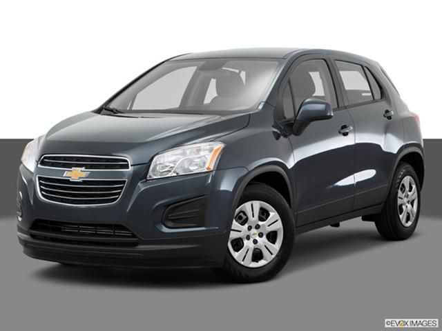 2016 Chevrolet Trax LS New Car Prices - Kelley Blue Book