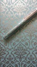 Wallpaper Duck Egg Blue & Silver Modern Damask Feature Wall Metalic COL420 L@@K